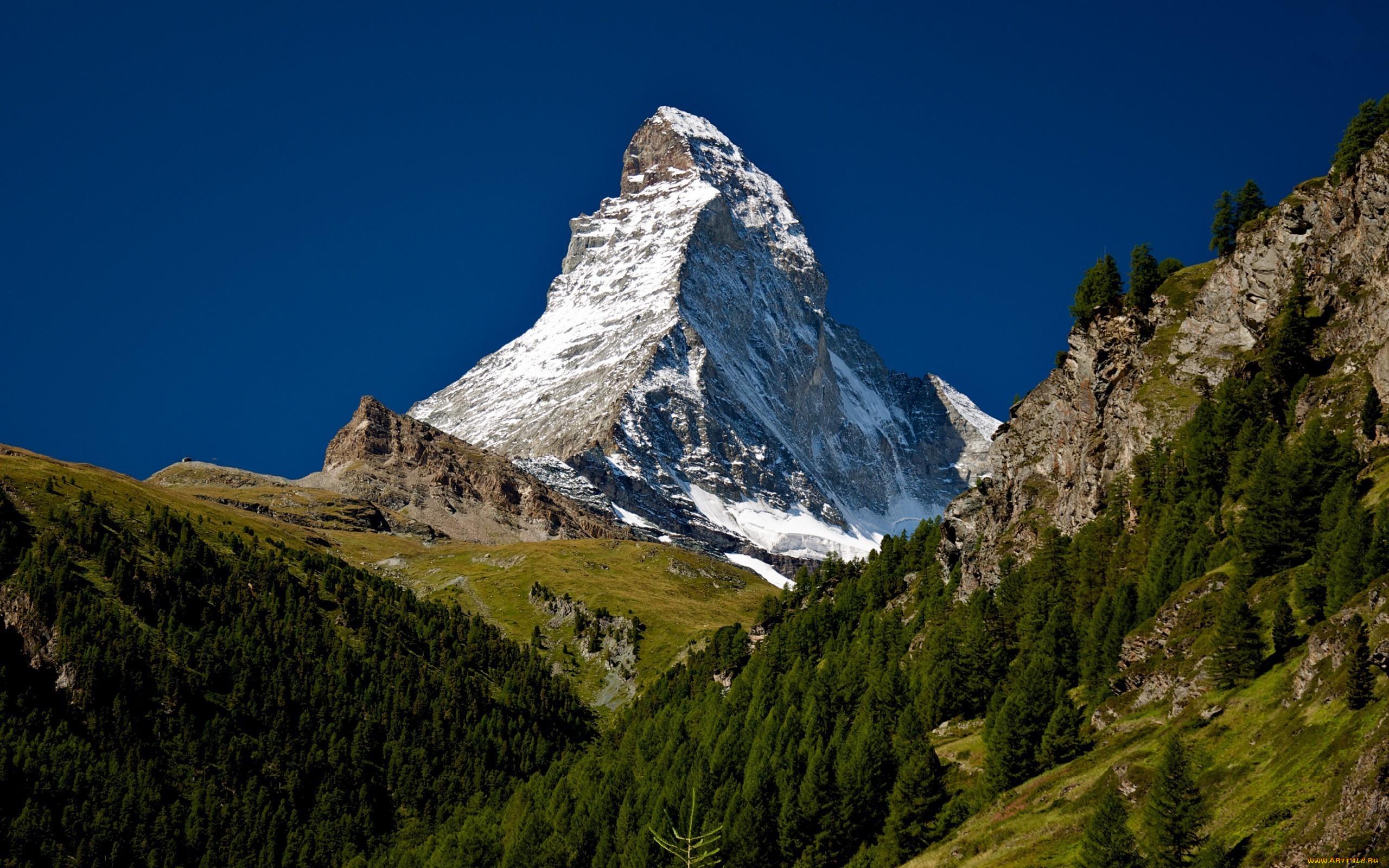 фото картинки обои вершины гор считают, что